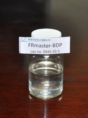 China Clearless Vloeibare BDP ABS Additieven, Bisphenol a-BIB (Diphenyl Fosfaat) leverancier